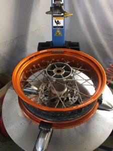 правка мото дисков